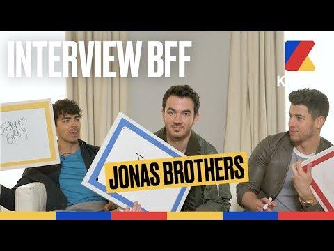 Jonas Brothers - Quand Une Fan S'est Cachée Dans Leur Chambre