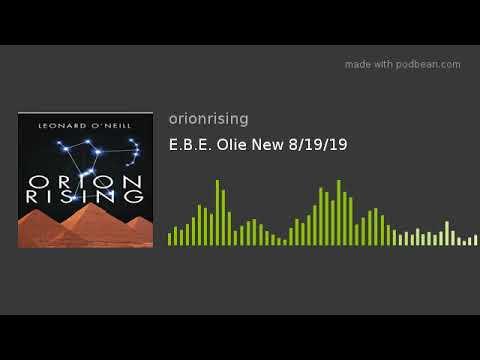 Orion Rising 11- Part- EBE OLie - Podhrazska iLona, Ivana- Czech Republic