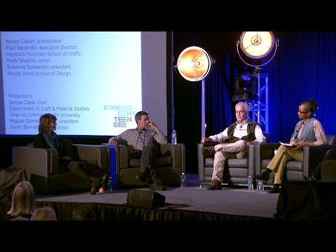 """Apprenticeship and Education: Moderated Session, """"Present Tense"""""""