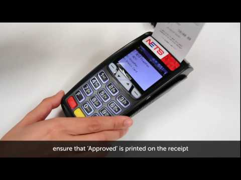 NETS Credit Card Payment for Artbox