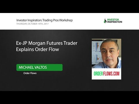 Ex-JP Morgan Futures Trader Explains Order Flow | Michael Valtos