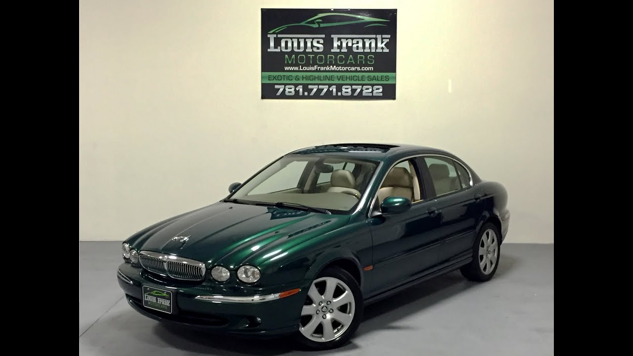2005 jaguar x type 3 0 awd walkaround presentation at louis frank motorcars llc youtube. Black Bedroom Furniture Sets. Home Design Ideas
