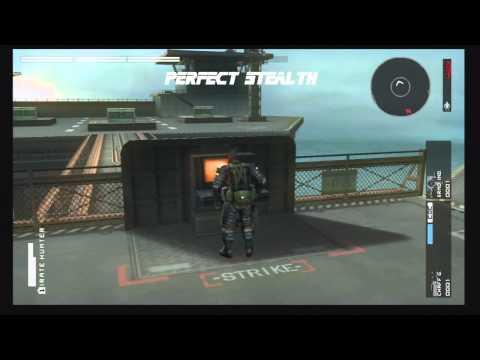 Metal Gear Solid: Peace Walker (ZEKE Battle)