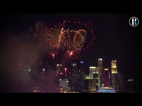 Singapur celebra el año nuevo