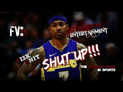 Isaiah Thomas Rant! You talk to much lil man STFU