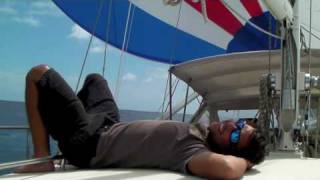 Pacific Crossing Mexico to Marquesas, Part 1- Sailing SV Delos Ep. 1