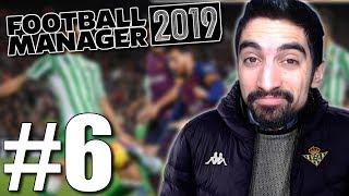 Πρωτάθλημα, κύπελλο και Ευρώπη - Football Manager 2019 #6