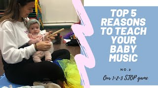 Benefits of Music for Babies: No2 - Anticipation