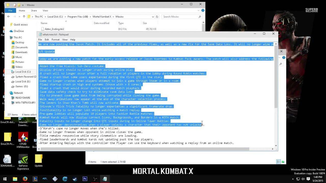 Скачать файл msvcr110d dll для мортал комбат