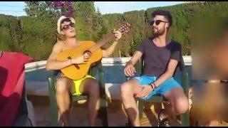 Mi marciana - Alejandro Sanz (Cover by Juan Carlos Navarro y Javier Navarro)