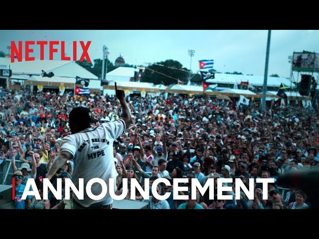 Rapture | Announcement [HD] | Netflix