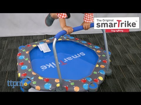 3-in-1 Activity Center Trampoline From SmarTrike