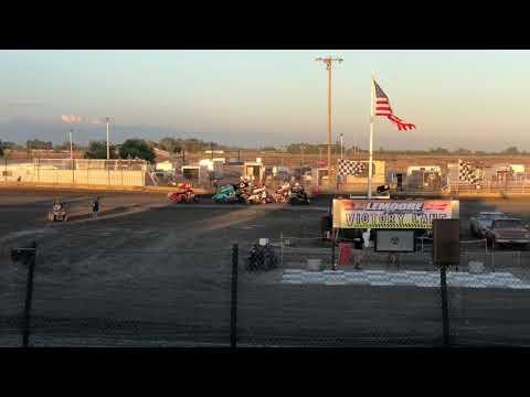 Lemoore Raceway 4/27/19 Restricted Heat