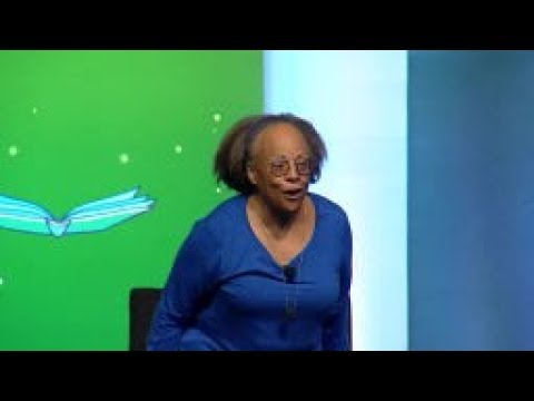 Jewell Parker Rhodes: 2018 National Book Festival - YouTube