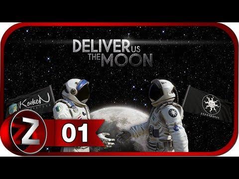 Deliver Us The Moon ➤ Летим на Луну ➤ Прохождение #1