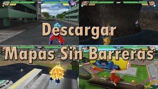 [MOD] DESCARGAR MAPAS SIN BARRERAS - Dragon Ball Z Budokai Tenkaichi 3 [Especial de Navidad]