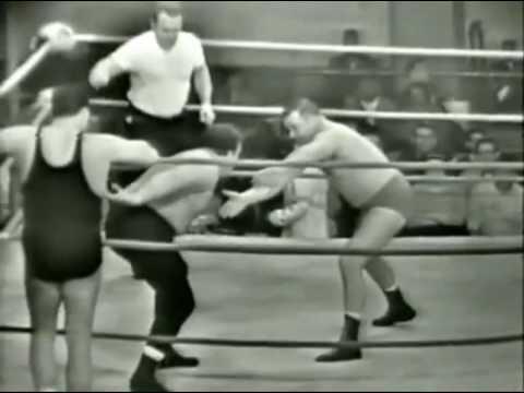 Heavyweight Wrestling from Washington Jan 6- Jan 13 1966
