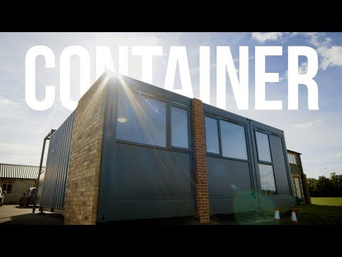Container - Beating The Housing Crisis In London