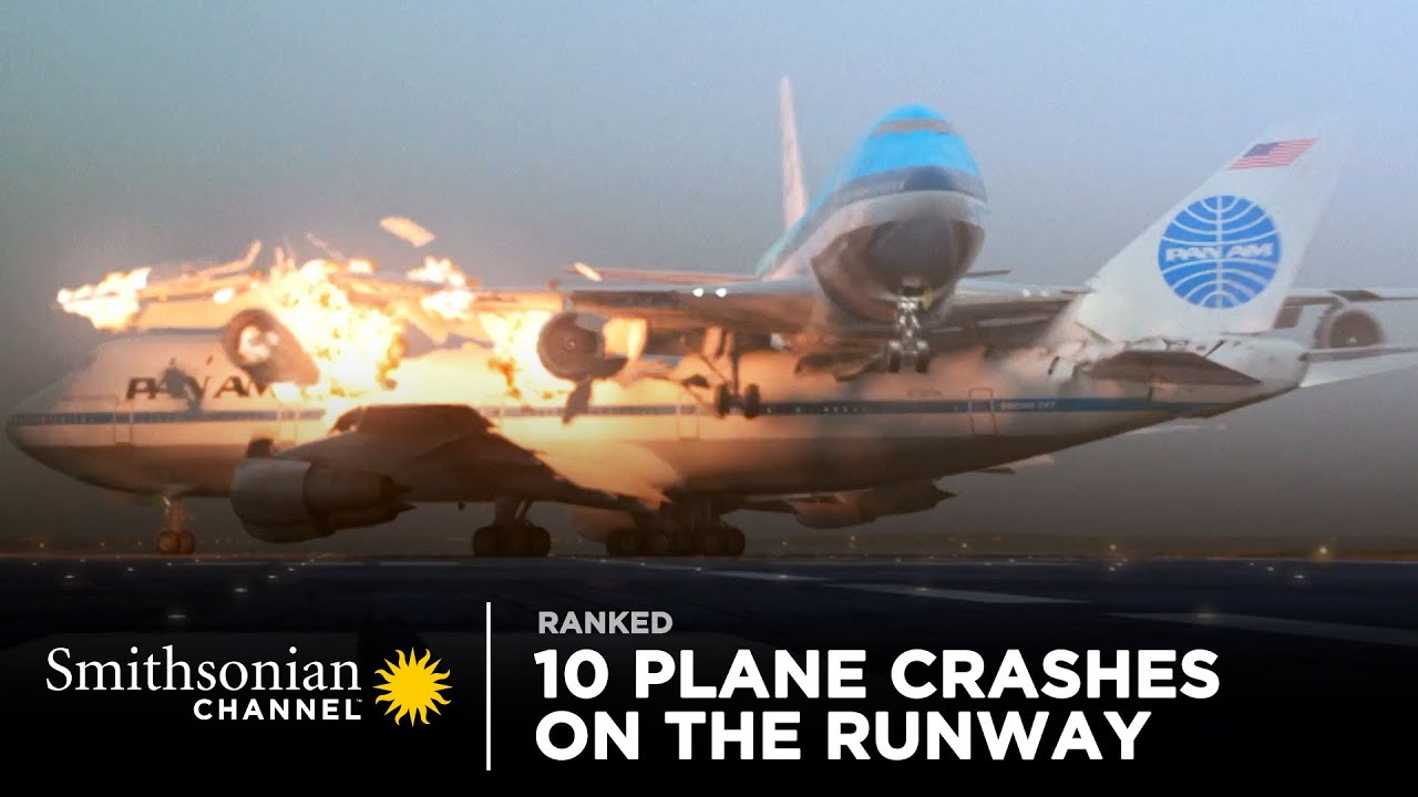Download 10 Intense Plane Crashes on the Runway | Smithsonian Channel