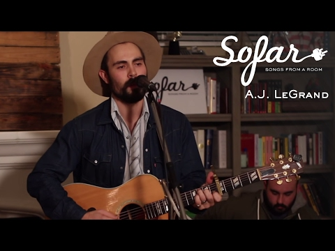 A.J. LeGrand - Expectations | Sofar Dallas - Fort Worth