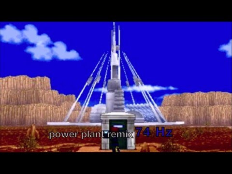 how to get to kalos power plant