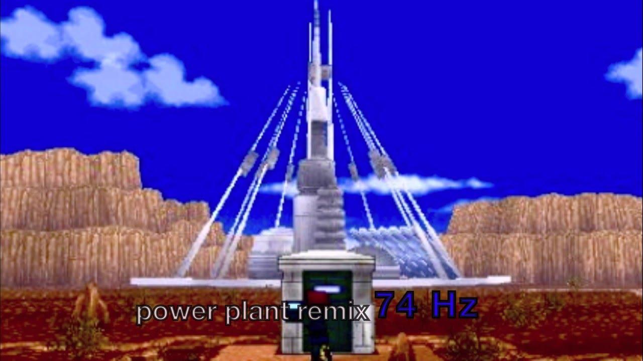 pokémon x/y power plant remix: