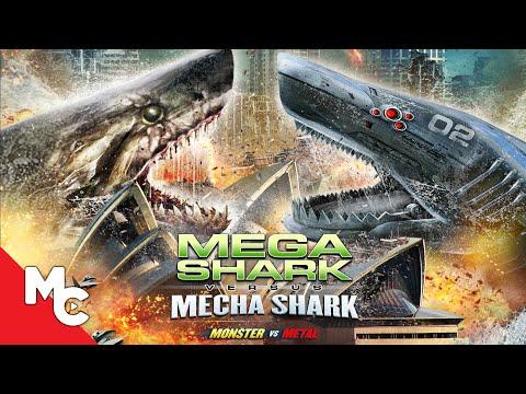 Mega Shark Vs Mecha Shark | Full Action Adventure Movie