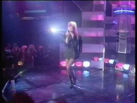Samantha Fox   I Only Wanna Be With You TOTP 89