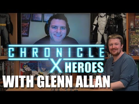 Heroes of Chronicle X: An Interview with Glenn Allan