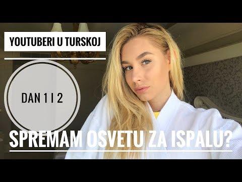 YOUTUBERI U TURSKOJ | SMISLJAM OSVETU ZA ISPALU