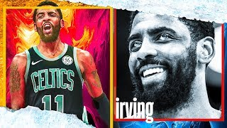 Kyrie Irving - It's too Easy! - First Round Highlights