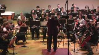 """La Gioconda: Dance of the Hours"" - Amilcare Ponchielli,  by the Long Island Youth Orchestra"