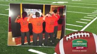 Evansville Courtyard By Marriott  |  2013 NFL Activation Contest