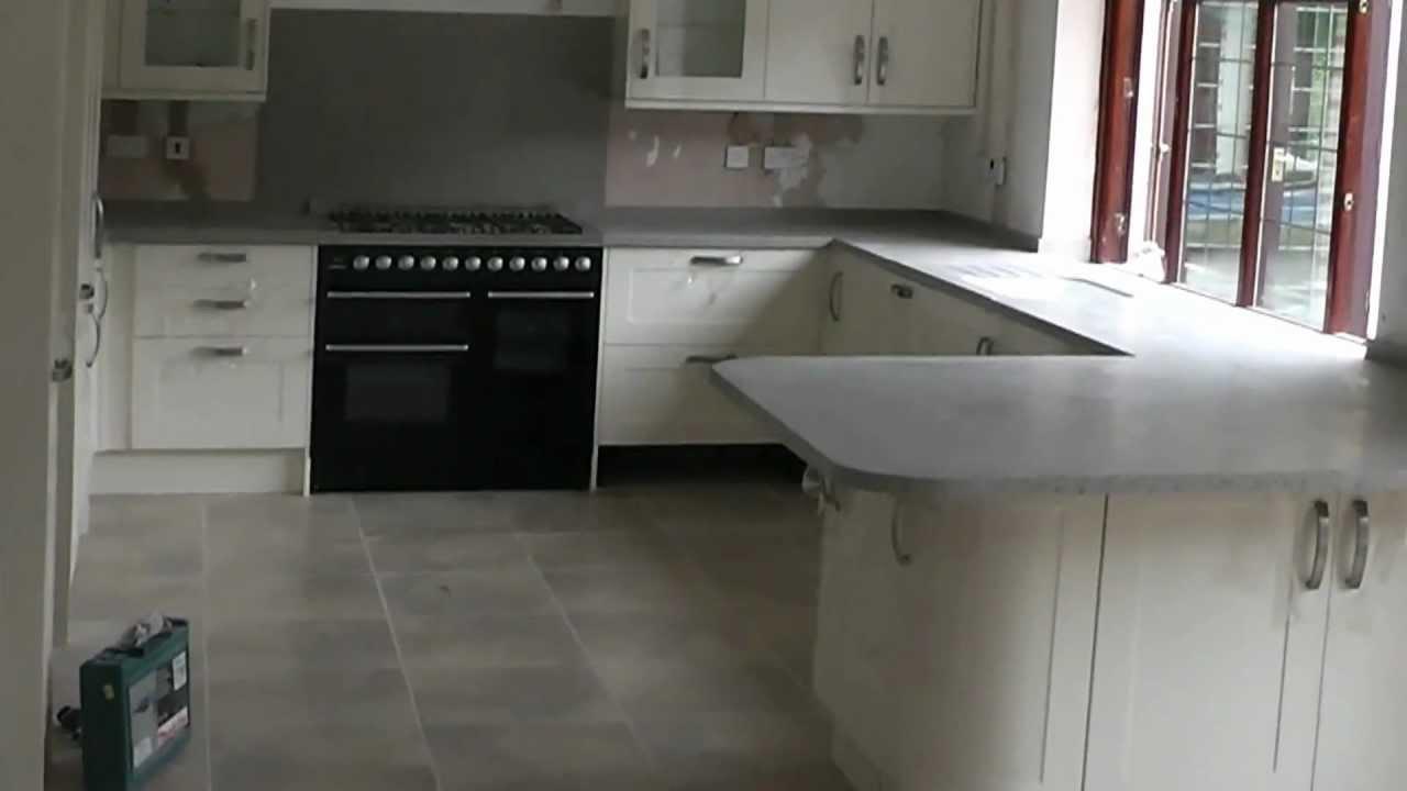 Staron Tempest Worktops   U0027Tempest Glimmeru0027 By Prestige Work Surfaces,  Corian For Kitchens
