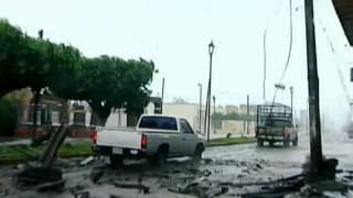 Wie ein Hurrikan entsteht