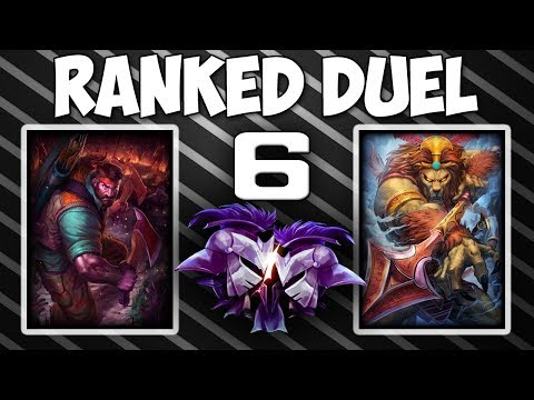 Smite: Season 5 Ranked Duel (Diamond 2): AB Ullr vs Anhur
