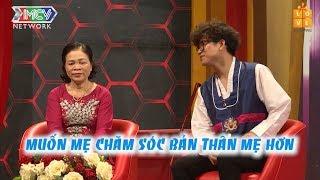 Chàng rể Hàn Quốc đè mẹ vợ ra đấm bóp - ôm hôn như con trai ruột khiến mẹ hạnh phúc