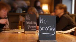 За сигареты в пабе   $ 200  В Чехии запретили курение в общественных местах