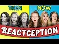 TEENS REACT TO THEMSELVES ON KIDS REACT