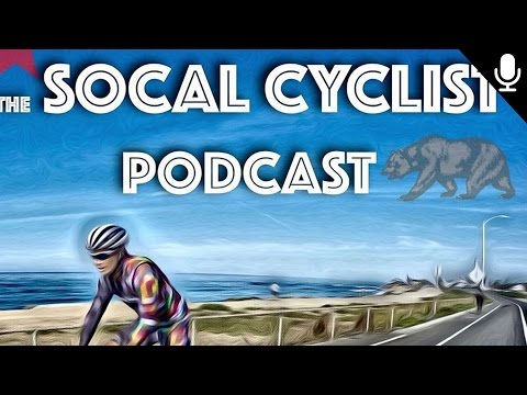 The Socal Cyclist Podcast - With The Vegan Cyclist