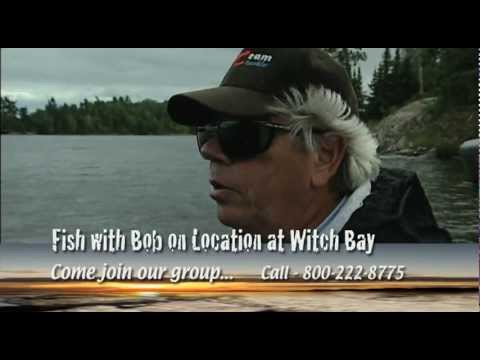 Simply Fishing 2207 Witch Bay 100th Pt1