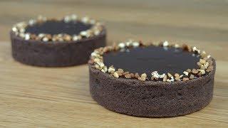 Recette de tartelettes au chocolat