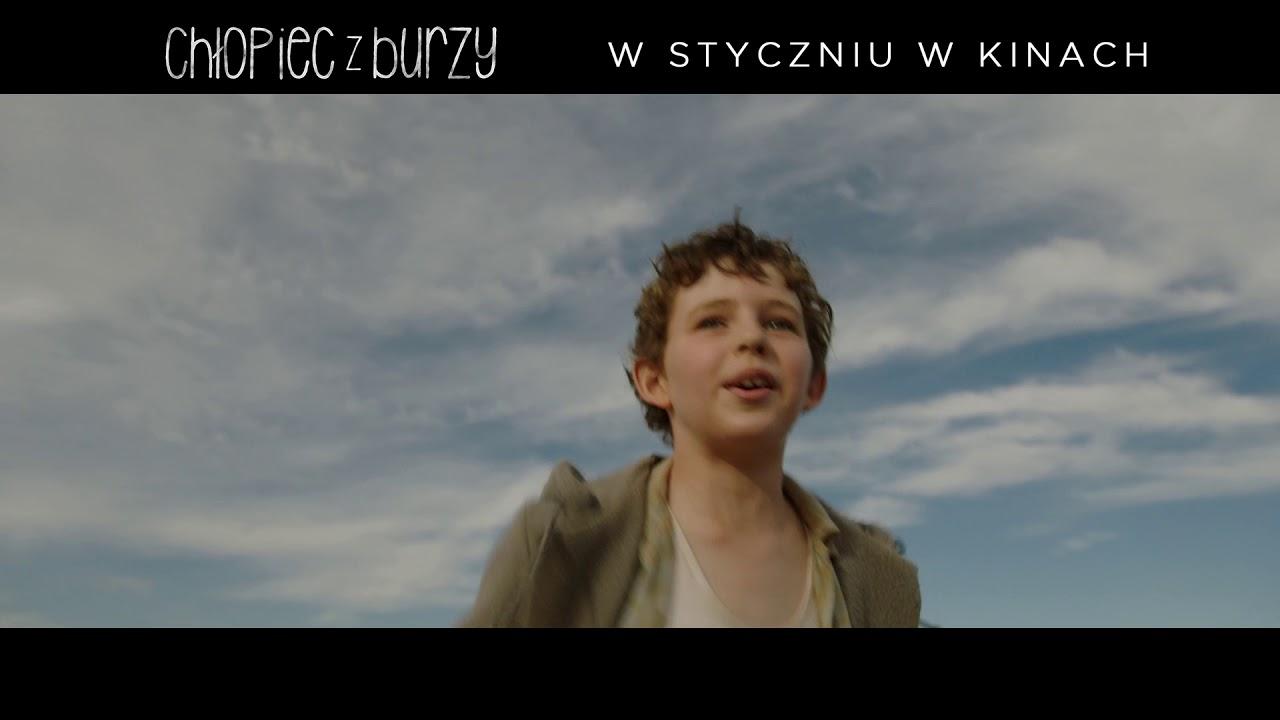 Chłopiec z burzy - zwiastun polski dubbing 60