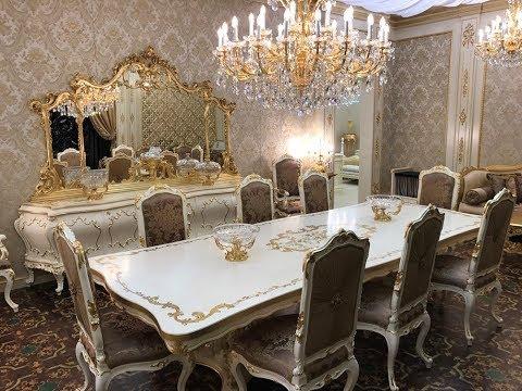 Salone Del Mobile 2018 - LUXURY ITALIAN CLASSIC INTERIORS
