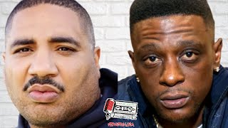 Reggie Wright Jr RIPS Lil Boosie APART For Sticking His Nose In West Coast Politics!!