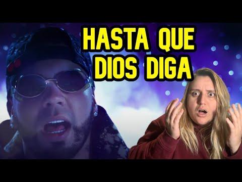 QUE DUOOO!! Anuel AA ft Bad Bunny – Hasta Que Dios Diga | Video Oficial | Reaccion