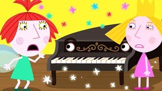 Ben and Holly's Little Kingdom 🎸 Let's Rock and Roll with Holly 🎸 1Hour | HD Cartoons for Kids