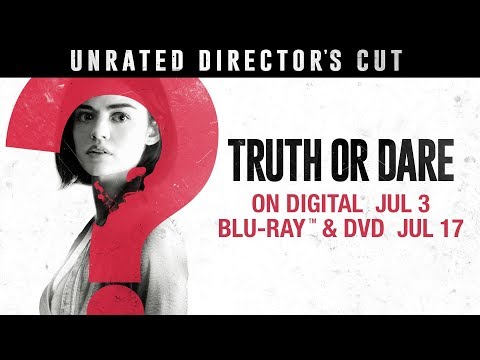 Blumhouse's Truth Or Dare - Trailer - Own it 7/3 on Digital, 7/17 on Blu-ray & DVD
