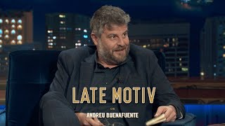 "LATE MOTIV - Raúl Cimas. ""Get out the car"" 