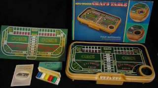 Auto-shooter Craps Table Overview & Demo.wmv